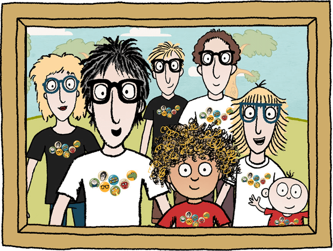 Image for New Nick Cope t-shirt designs – Preorder on Friday 26th June from 3.00pm!